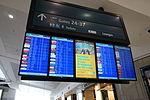 Sydney Airport T1 Departures Board.JPG