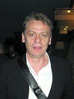 Schauspieler Sylvester Groth