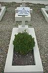 Symbolic grave of Mieczysław Walesiuk in Sanok.jpg