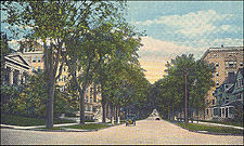 Syracuse 1921 james-st