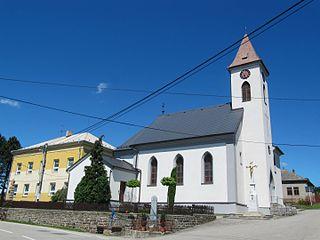 Těškovice Municipality in Moravian-Silesian, Czech Republic