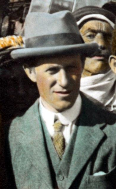 T. E. Lawrence 1921