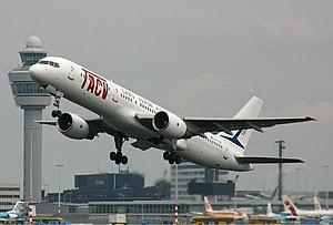 TACV Boeing 757 Spijkers.jpg