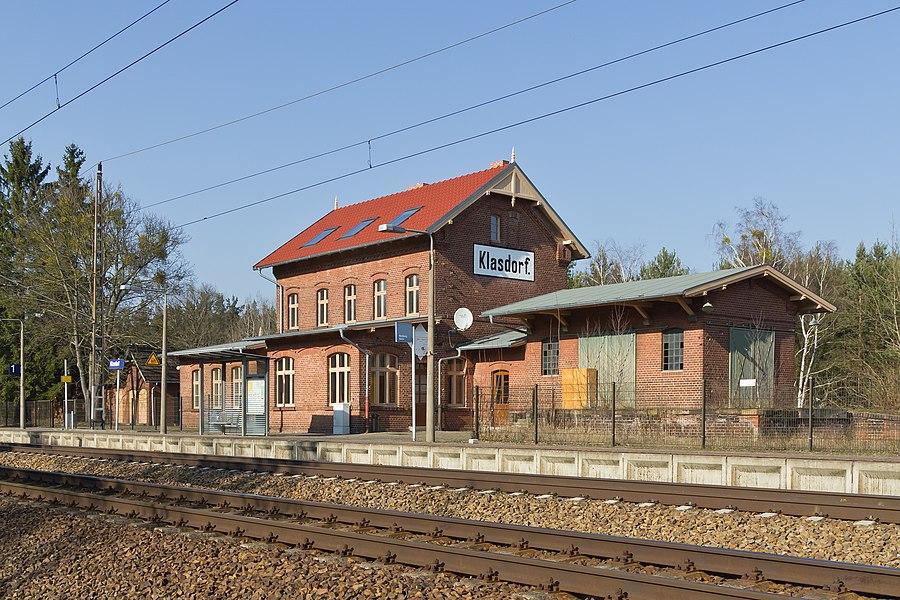 Klasdorf-Glashütte station