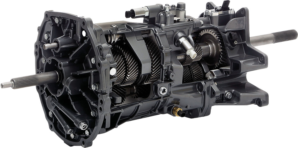Tremec TR6070 transmission  Wikipedia