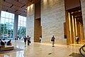 Taikoo Hui Office Tower Lobby 2016.jpg