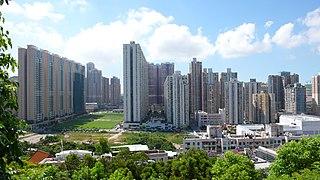 Taipa Area of Macau in Macao Special Administrative Region, China