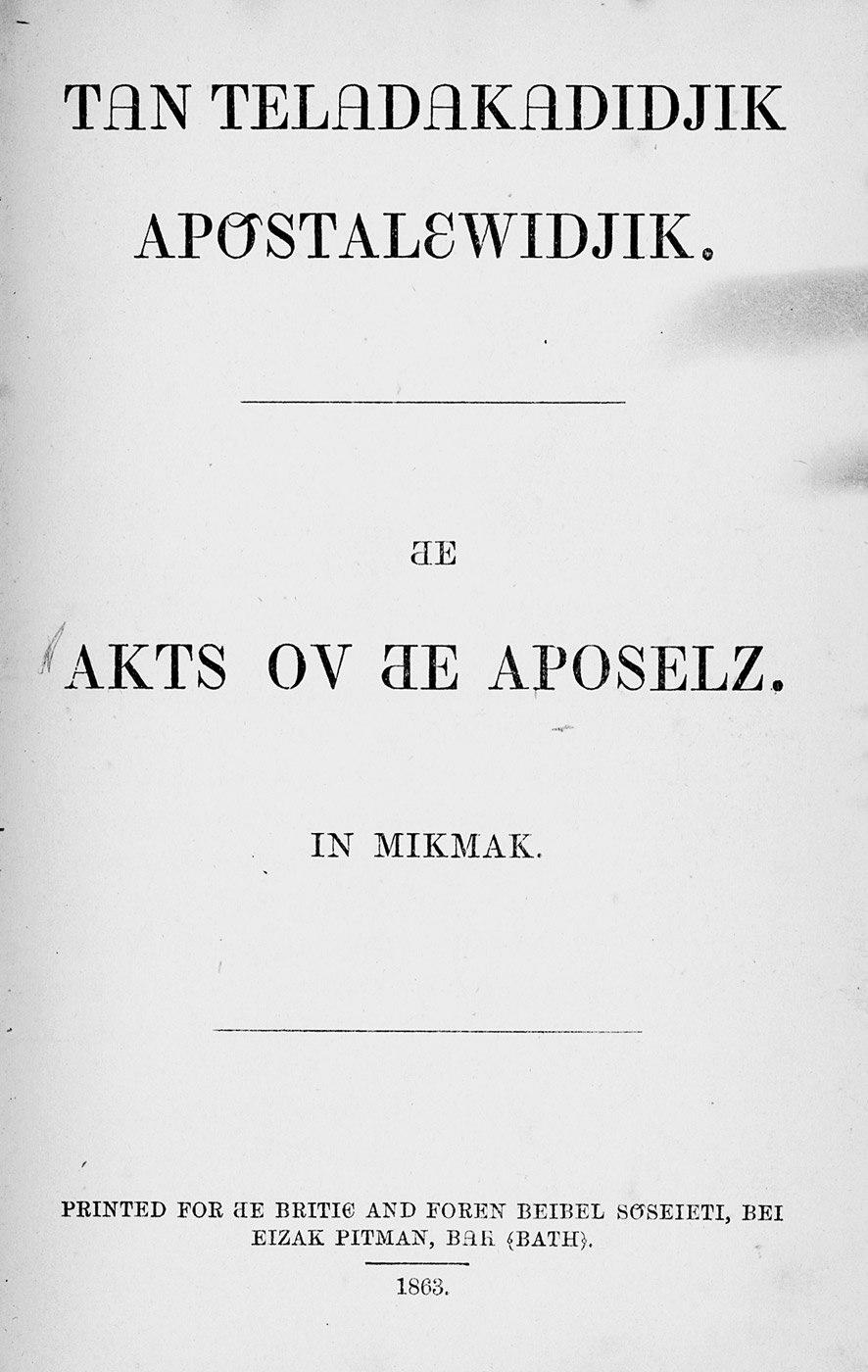 Tan teladakadidjik apostalewidjik 1863