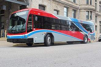 Transit Authority of River City - TARC 2013 Gillig BRT