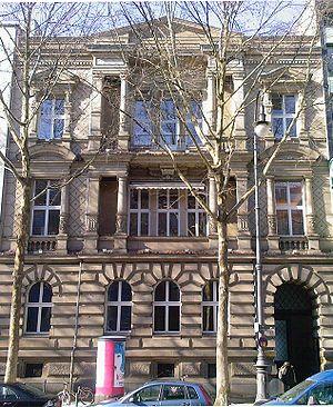 Taschen - Taschen headquarters on Hohenzollernring 53, Cologne