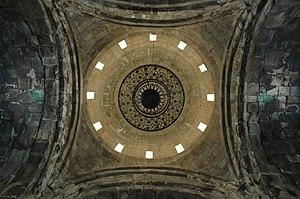 Tatev Monastery - Image: Tatev dome