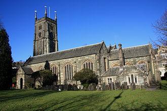 Tavistock - St Eustachius' Church, Tavistock