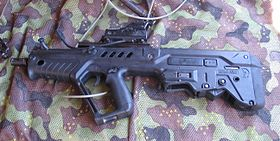 Image illustrative de l'article IMI Tavor TAR-21