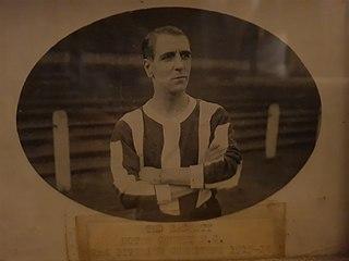 Ted Bassett English footballer