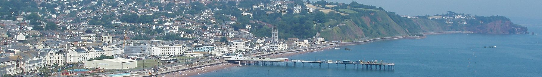 Teignmouth banner From Ness.JPG