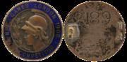 Teilnehmerabzeichen 1908