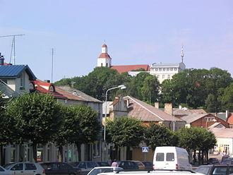 Telšiai - Telšiai city centre