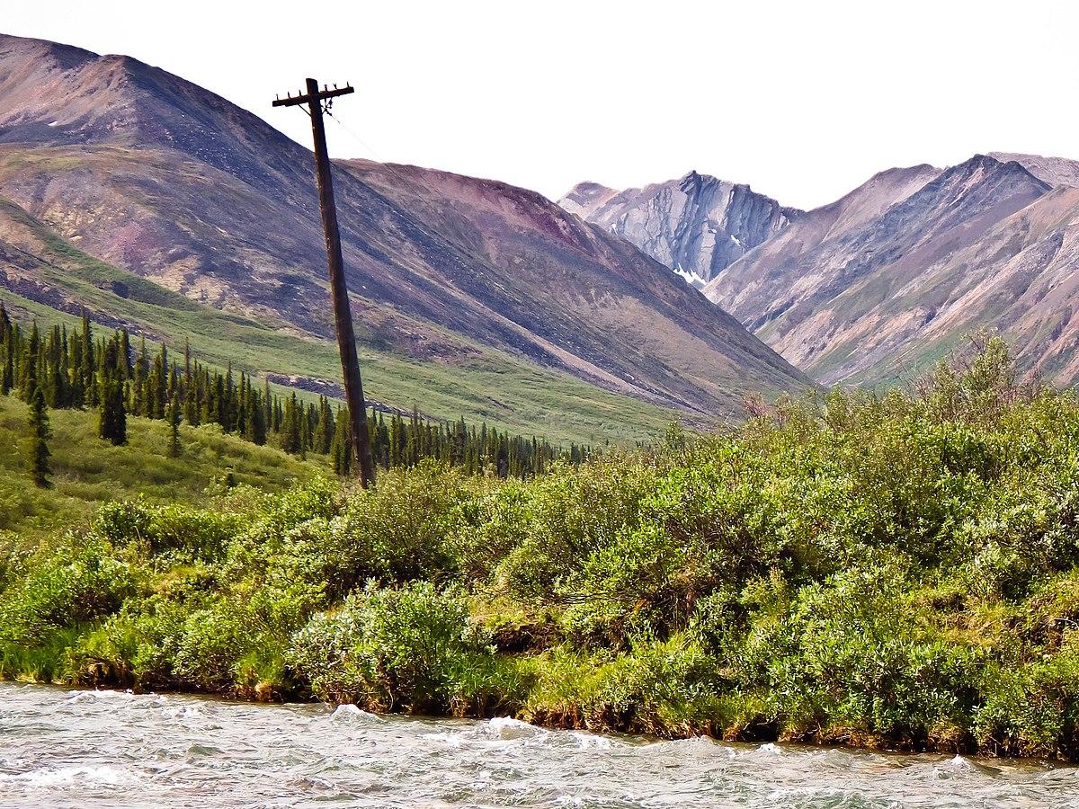 Canol Heritage Trail Wikipedia