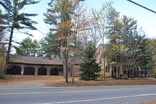 Whitney Tavern Historic building in Massachusetts, US