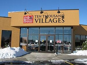 Ten Thousand Villages - Ten Thousand Villages Store in New Hamburg, Ontario