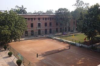 Miranda House, Delhi - Tennis Court
