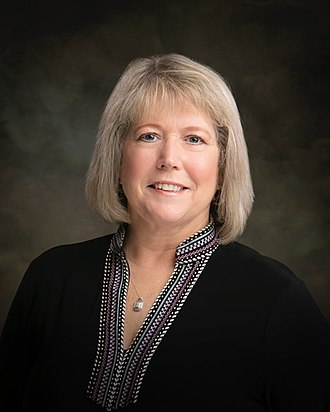 Mike Parson - Governor Parson's wife, Teresa Parson