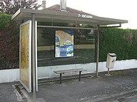 Terminus ligne 7 Stap Bizanos Béarn.JPG