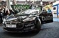 Tesla Model S P85+ – CeBIT 2016 02.jpg
