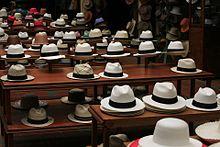 plus grand choix de 2019 dégagement plus de photos Panama (chapeau) — Wikipédia
