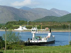 The Corran Ferry at Corran Narrows - geograph.org.uk - 107441.jpg