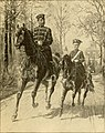 The Emperor Wiliam II and the Crown Prince William taking their morning ride, c.jpg