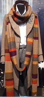 Two variants of the Fourth Doctoru0027s costume. & Fourth Doctor - Wikipedia