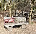 The Fox Seat In Kneller Gardens, Twickenham - London. (26145982076).jpg