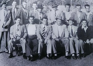 Gangster Squad (LAPD) - The Gangster Squad, circa 1948