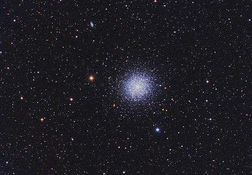 The Great Globular Cluster in Hercules Messier 13 (M13)