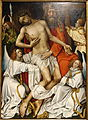 The Holy Trinity, workshop of Rogier van der Weyden, c. 1430-1440 - Museum M - Leuven, Belgium - DSC05222.JPG