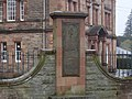 The James Buchan Brown Memorial in Selkirk - geograph.org.uk - 774723.jpg