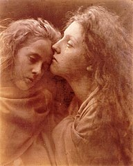 The Kiss of Peace, by Julia Margaret Cameron.jpg