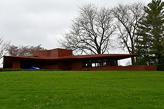 Jack Lamberson House - Image: The Lamberson House