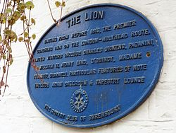 The lion (shrewsbury)