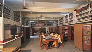 Institute of Advanced Studies in Education - Library has about 41,604 Books which includes journals, references, cd's.