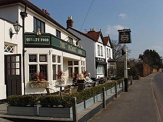 Dorney village in Buckinghamshire