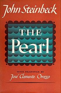 <i>The Pearl</i> (novel) 1947 novella by John Steinbeck