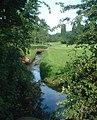 The Peterbrook stream. - geograph.org.uk - 490903.jpg