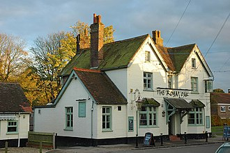 Crawley Down - Image: The Royal Oak Public House, Crawley Down geograph.org.uk 1032267