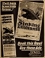 The Sinking of the Lusitania, ad in The Moving Picture Weekly July 27th, 1918, p. 17.jpg