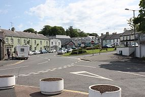 The Square, Strangford, June 2011 (01).JPG