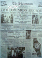 The Statesman front page 15 August 1947.png