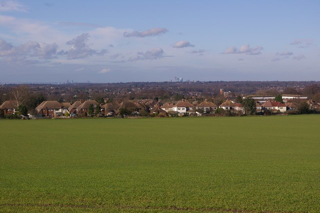 The edge of London^ - geograph.org.uk - 678658