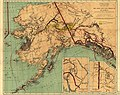 The gold and coal fields of Alaska - together with the principal steamer routes and trails LOC 2006629762.jpg